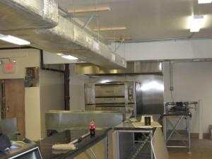Tony Boloney's Pizza Ovens Installed