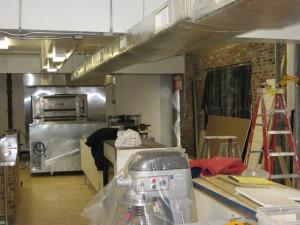 Tony Boloney's Pizzeria - Taking Shape - Equipment and Layout