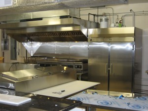 Tony Boloney's Grills, Fryers and Refrigeration Installed