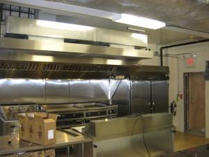 Tony Boloney's Ventilation Installed